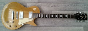 Vintage Les Paul Goldtop